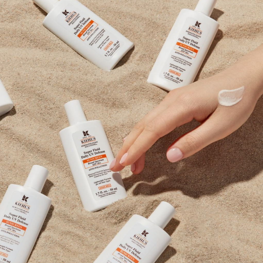 Kiehl's Sunscreen