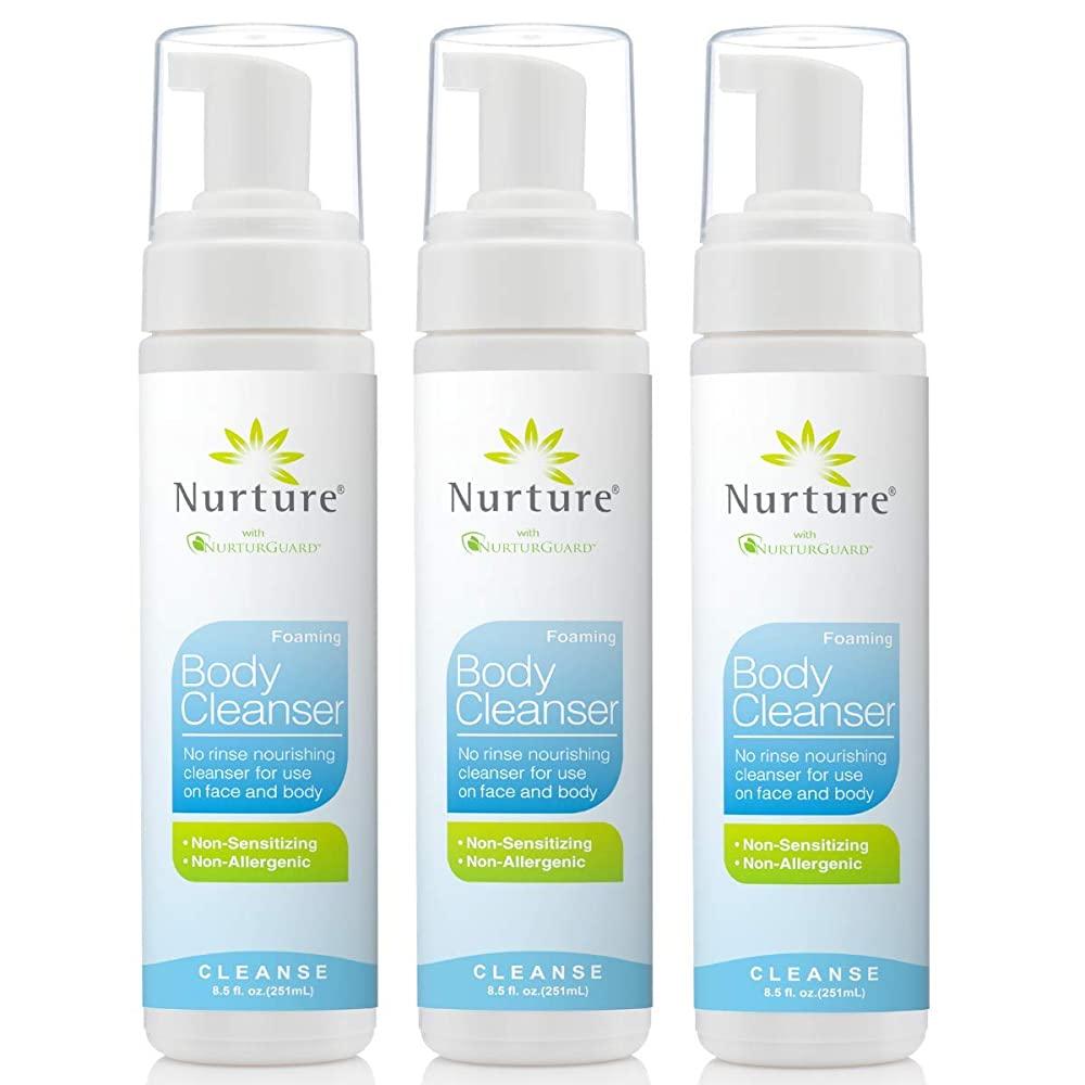 body cleanser nurture review