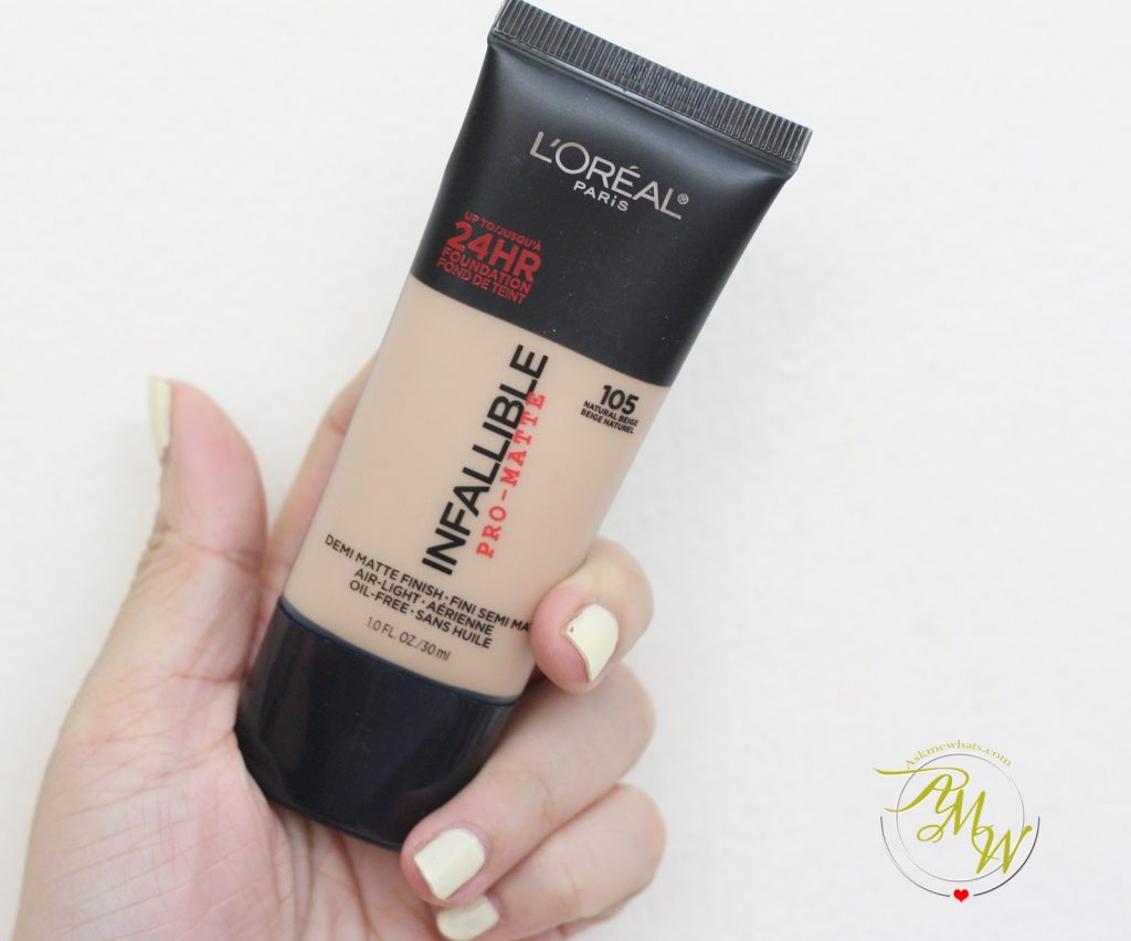 Infallible Foundation L'Oreal Reviews