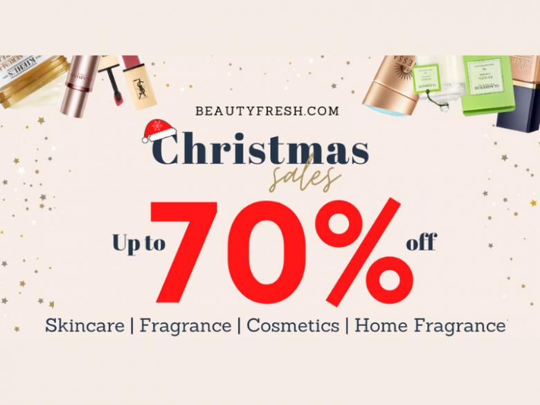 Beauty Fresh Warehouse Sale 2020