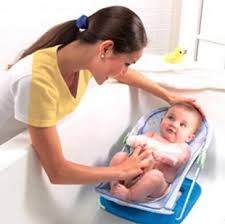 Carter Baby Shower Chair Bath Chair Bathing Stand Baby Bathing Bed
