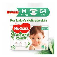 Huggies Platinum Tape Diapers