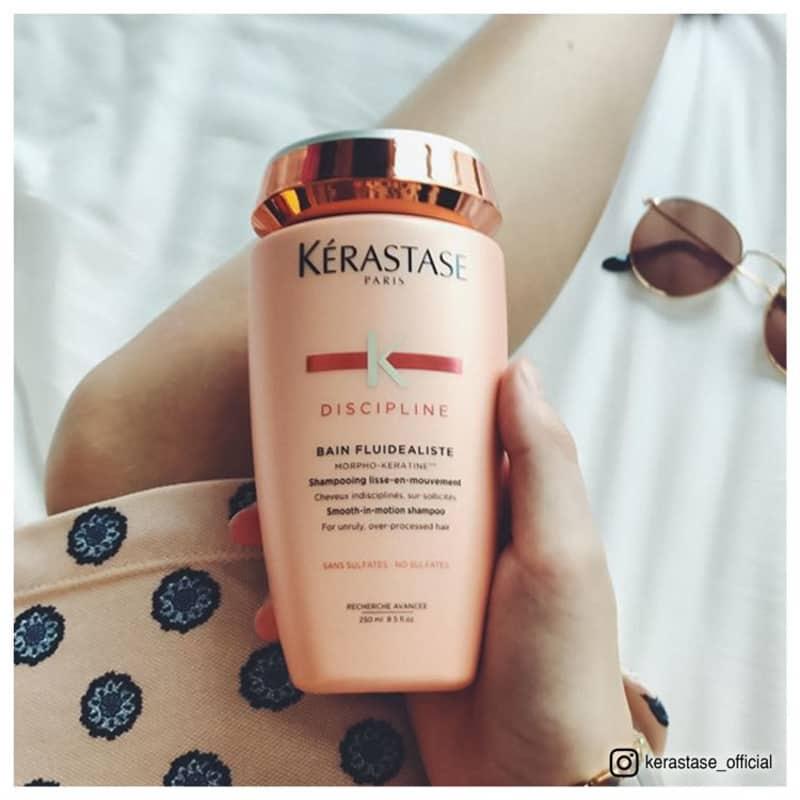 Kerastase Bain Fluidiste Shampoo Reviews