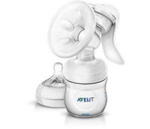 Philips Avent Manual Breast Pump Bundle