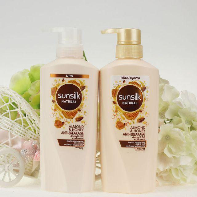Sunsilk Almond Shampoo