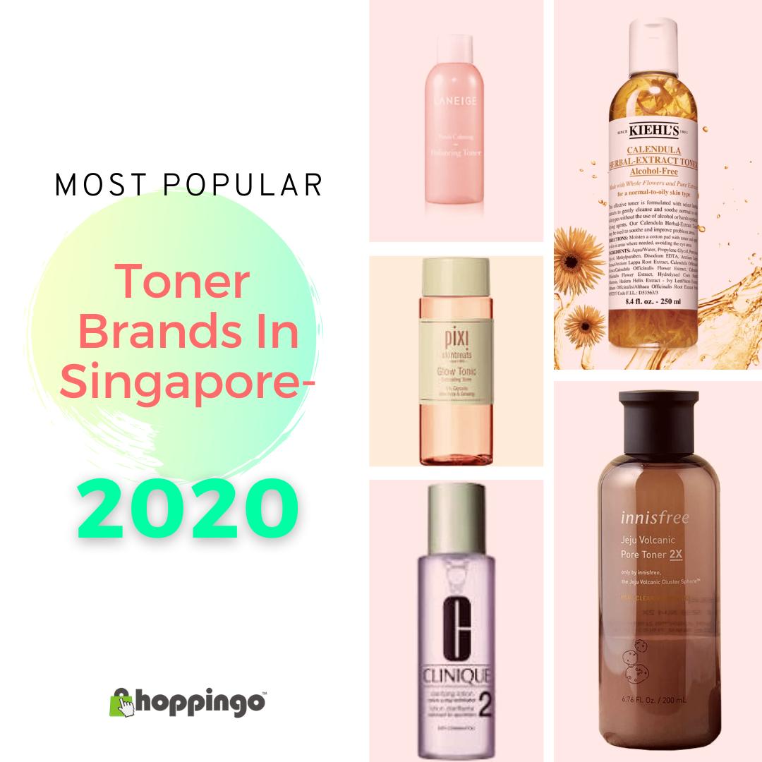 Most Popular Toners