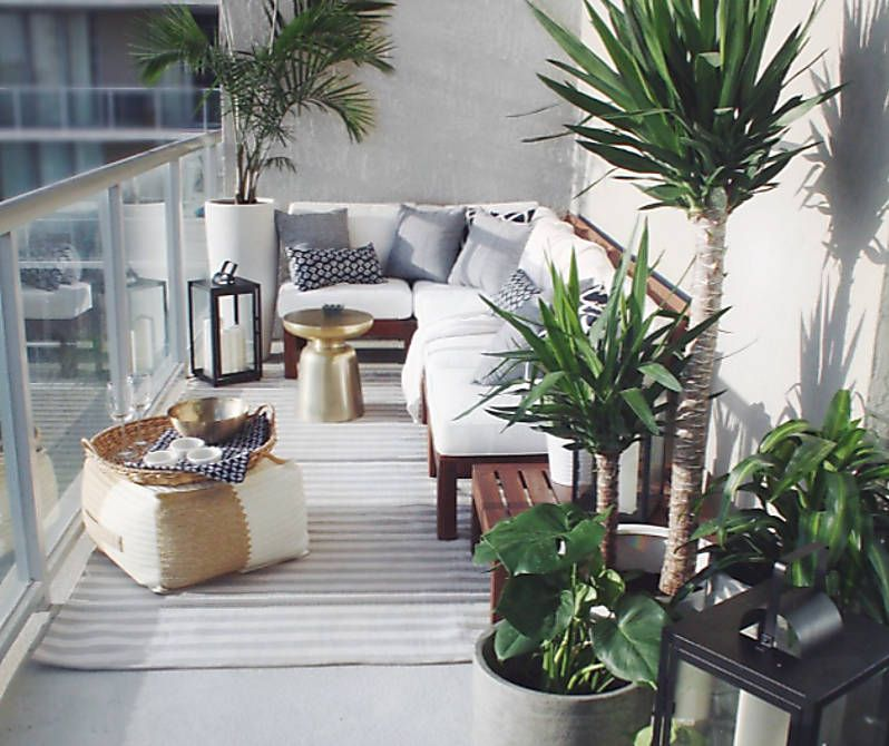 Essentials for Setting Up an Outdoor Balcony