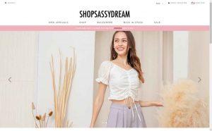 Shop Sassy Dream