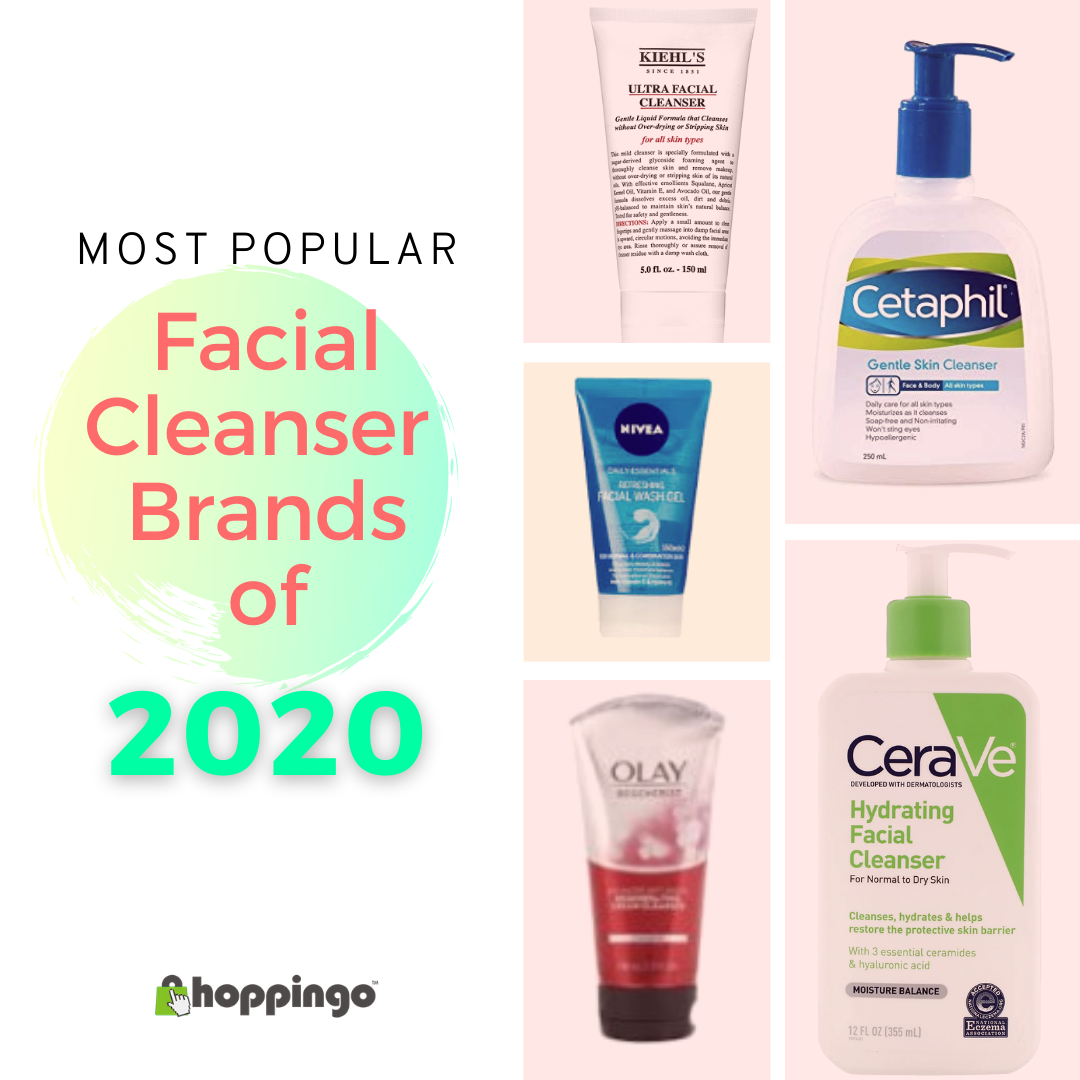 Most Popular Facial Cleanser