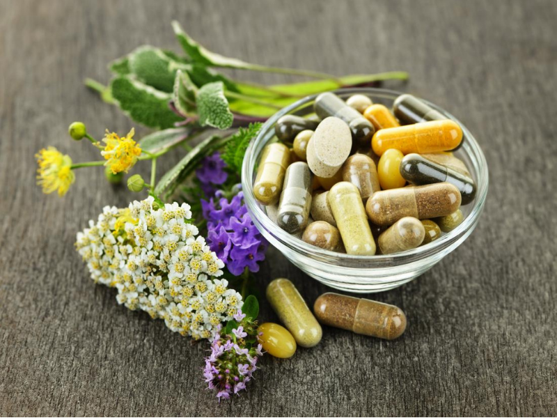 Supplements for Hormonal Balance